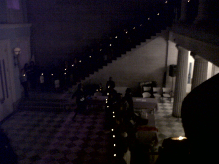 NCFDV team participates in the annual Candlelight Ceremony